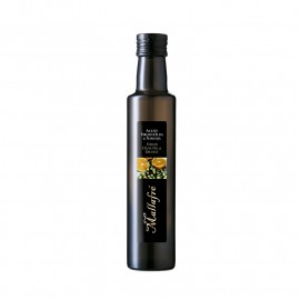 Aceite de oliva-naranja botella vidrio 0.25L
