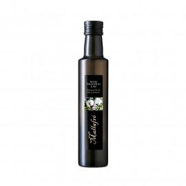 Huile d'olive-ail bouteille verre 0.25L