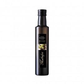 Huile d'olive-café bouteille verre 0,25 L