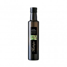 0.25L Glass Bottle - Olive Oil & Basil