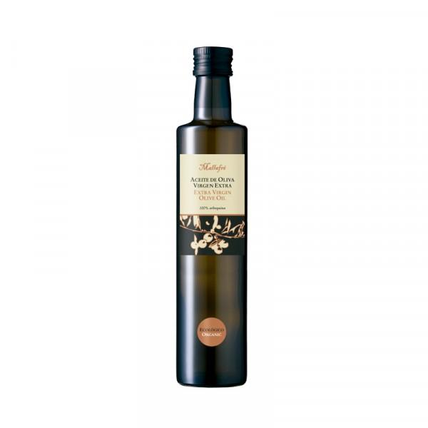 Oli d'Oliva Verge extra ecològic - Ampolla de vidre de 50 ml