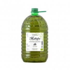 Garrafa 5L - Aceite virgen de oliva ecológico