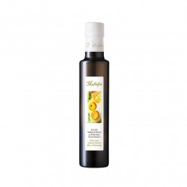 Oli d'Oliva Verge extra aromatitzat ecològic Taronja - Ampolla de vidre de 250ml