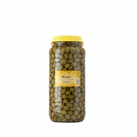 3 kg Plastic Container - Split Olives