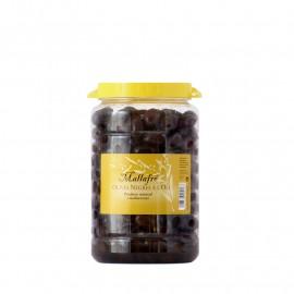 Olives negres a l'oli - Plàstic