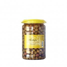 Olives arbequines en sal - plàstic