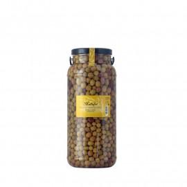 Bote plástico 3 kg - Aceitunas arbequinas