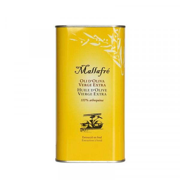Oli d'Oliva Verge Extra - Llauna de 250 ml