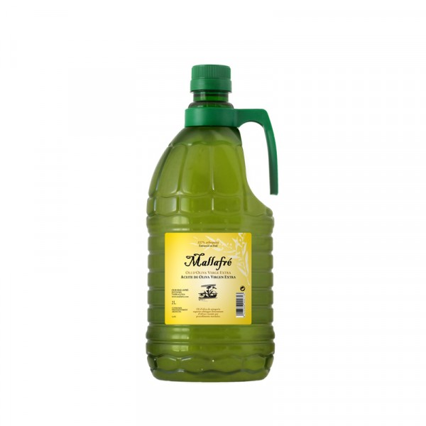 Aceite extra virgen de oliva - Garrafa plástico 2L