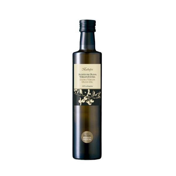 Aceite extra virgen de oliva - Botella de vidrio 500 ml Palacin