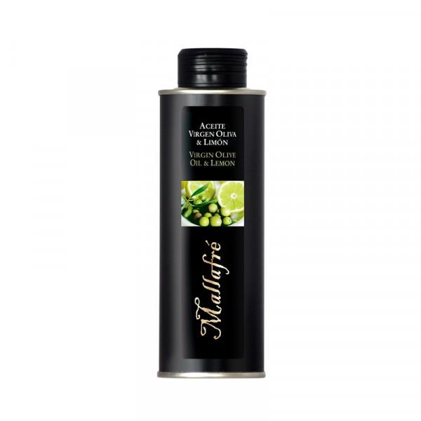 Oli d'Oliva Verge i Llimona - Llauna de 250 ml
