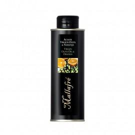 Huile d'olive-orange bidon 0,25 L