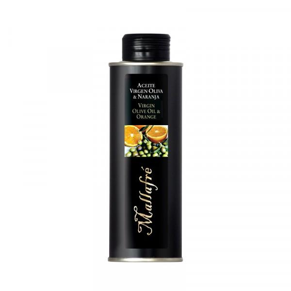 Aceite virgen de oliva y Naranja - Lata 250 ml