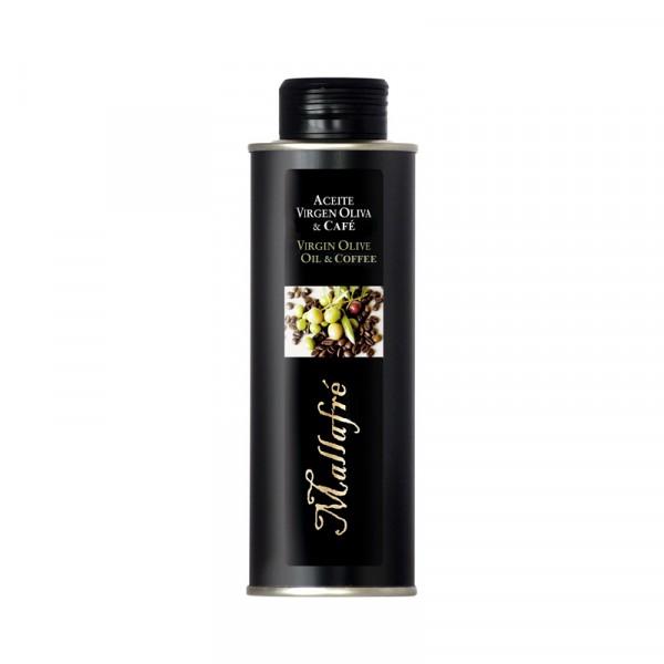 Aceite virgen de oliva y Café - Lata 250 ml