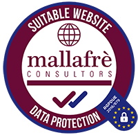 Suitable website Data Protection