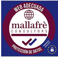 Web adecuada Protección de Datos